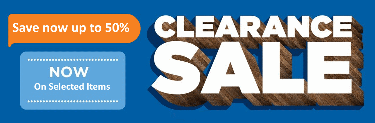 Great deals on clearance items